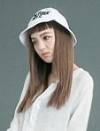 韓國官網同款NY刺繡漁夫帽