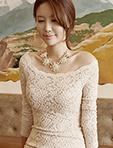 韓劇千金蕾絲洋裝