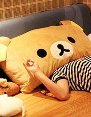拉拉熊超大抱枕