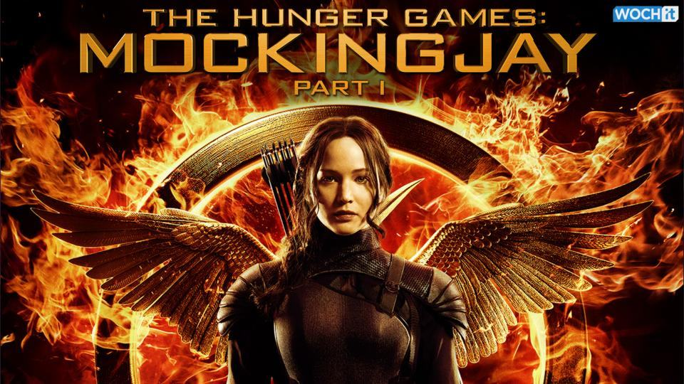 Film Review: The Hunger Games- Mockingjay Part 1