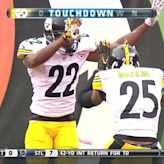 William Gay gets a pick-six, refuses to stop dancing regardless of what penalties are called