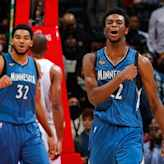 Andrew Wiggins and Karl-Anthony Towns are making the Timberwolves relevant faster than anyone expected