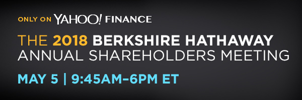 Berkshire Hathaway 2018 Annual Shareholders Meeting