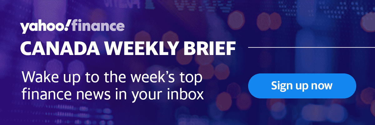 Canada Weekly Brief
