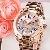 【人文行旅】Michael Kors | MK6321 美式奢華休閒腕錶
