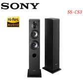 SONY Hi-Res 立體聲落地喇叭 SS-CS3
