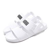 PUMA LEADCAT YLM LITE 白色男女款運動涼拖鞋-NO.37073303