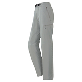 [好也戶外]mont‧bell Stretch Light Pants女款輕薄長褲 No.1105488-SV銀白/SD沙色