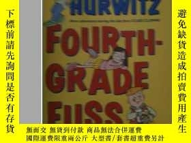 二手書博民逛書店Fourth-Grade罕見FussY19725 Johanna