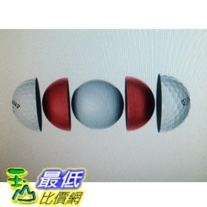 [COSCO代購] Callaway 三層 高爾夫球24入(3入x8盒) W791191
