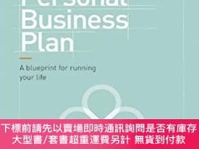二手書博民逛書店預訂The罕見Personal Business Plan - A Blueprint For Running L