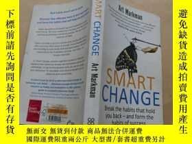 二手書博民逛書店Smart罕見Change: Break the habits that hold you back and fo