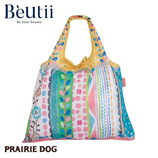 日本 Prairie Dog 設計包 花境 日本插畫家 精心設計 方便攜帶 收納方便 雙層布料 提升耐用度