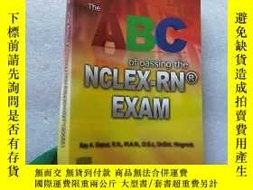 二手書博民逛書店THE罕見ABC of passing the NCLEX-RN