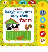 Baby's Very First Noisy Book:Farm 小寶貝的農場有聲書
