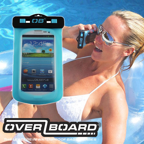 OverBoard 5吋 手機 防水袋 iPhone 6 可用 OB1008A (手機)