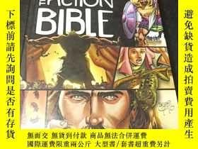 二手書博民逛書店The罕見Action Bible: God s Redemptive StoryY319896 Sergio