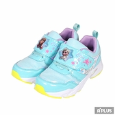 K-SHOES 童鞋 冰雪奇緣電燈鞋湖水綠-X15005