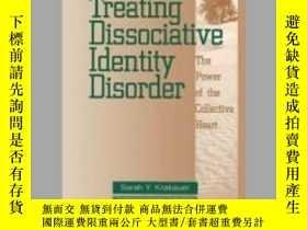 二手書博民逛書店Treating罕見Dissociative Identity DisorderY410016 Sarah Y