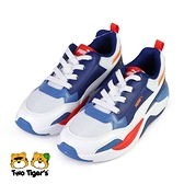 PUMA X-Ray 2 Square AC PS 套入式 中童 運動鞋 藍白 NO.R6673(37419206)
