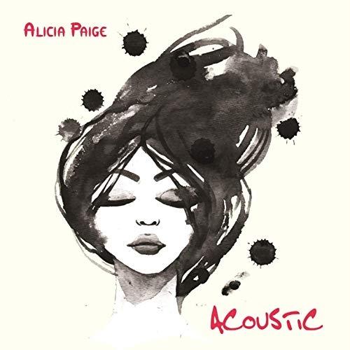 【停看聽音響唱片】【CD】Alicia Paige:Acoustic