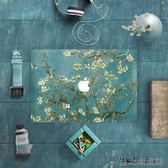 MacBook鍵盤膜蘋果筆記本電腦外殼彩膜創意Air/Pro貼紙全保護貼膜