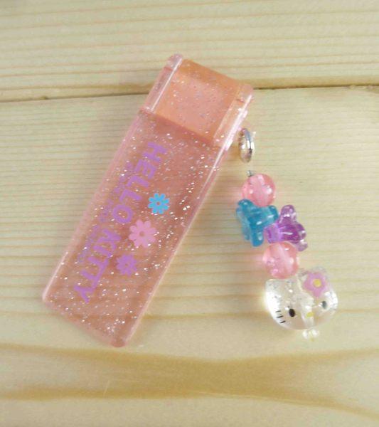 【震撼精品百貨】Hello Kitty 凱蒂貓~KITTY手機吊飾-手機立架