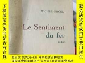 二手書博民逛書店Le罕見Sentiment du ferY15389