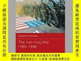 二手書博民逛書店The罕見Iran-Iraq War 1980-1988 (damaged)-兩伊戰爭1980-1988(損壞)奇