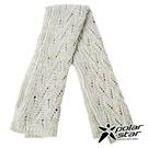 【Polarstar】 混色保暖圍巾『灰』P17628 休閒│戶外│保暖│圍脖│圍巾
