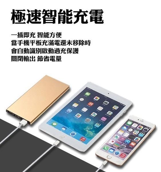 【刀鋒】BLADE超薄20000mAh 鋁合金行動電源 現貨 當天出貨 雙USB孔 適用所有手機和平板
