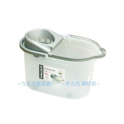 【九元生活百貨】聯府 WB-119 好清潔水桶組(附輪) WB119