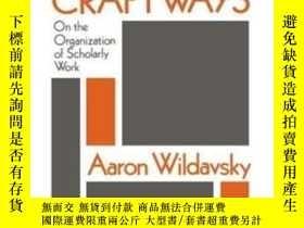 二手書博民逛書店罕見CraftwaysY364682 Aaron Wildavsky Transaction Publishe