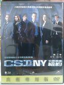 R12-002#正版DVD#CSI犯罪現場:紐約 第二季(第2季) 8碟#影集#影音專賣店