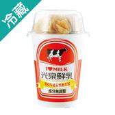 光泉鮮乳杯裝玉米片250G【愛買冷藏】