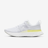 Nike Wmns React Infinity Run Fk 2 [CT2423-100] 女鞋 慢跑鞋 運動 白 銀