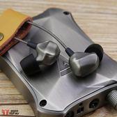耳機掛耳式入耳式電腦手機通用帶麥游戲重低音AUGLAMOUR/徠聲F100 極客玩家