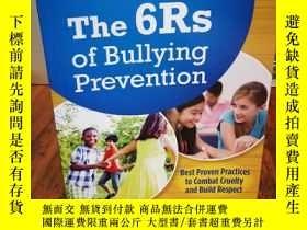 二手書博民逛書店The罕見6Rs of Bullying Prevention: