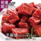 勝崎生鮮 紐西蘭銀蕨PS熟成骰子牛10包組 (150公克±10%/1包)【免運直出】