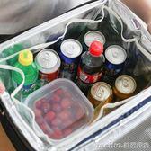 新款多功能冷藏箱防水戶外野餐冰包加厚保冷箱食品保鮮手提保溫箱igo 美芭