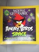 【書寶二手書T1/原文小說_KMT】National Geographic Angry Birds Space-A Furious..._Briggs