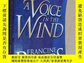 二手書博民逛書店A罕見Voice in the WindY146810 Fran