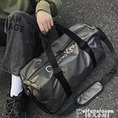 旅行袋短途旅行包男手提包女出差大容量旅游包簡約行李包袋防水健身包潮11.11 非凡小鋪 新品