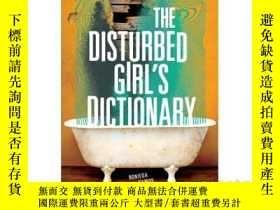 二手書博民逛書店The罕見Disturbed Girl s Dictionary