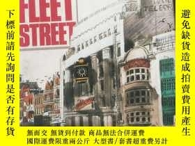 二手書博民逛書店the罕見rise and fall of fleet stre