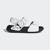 ADIDAS STAR WARS ALTASWIM I [CQ0128] 小童 涼鞋 雨鞋 水鞋 星際大戰 魔鬼氈 白