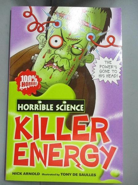 【書寶二手書T3/語言學習_OAO】Killer Energy (Horrible Science)_Nick Arno