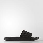 Adidas Adilette CF  MONO [S82137] 男女 涼鞋 拖鞋 水鞋 雨鞋 海灘 經典 愛迪達 黑