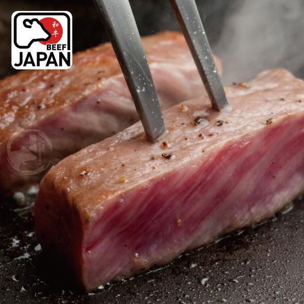 【免運直送】日本A5純種黑毛和牛霜降牛排4片組(200公克/1片)