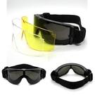 戰術眼鏡X800戰術護目鏡防彈防風鏡騎行防沙防塵防霧眼鏡防爆破 快速出貨